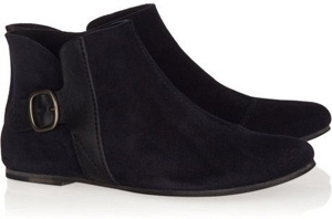 Pedro Garcia Gabri Suede Ankle Boots