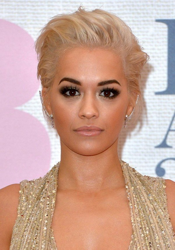 Slicked Back Bob 21 Pieces Of Hair Inspiration From Rita