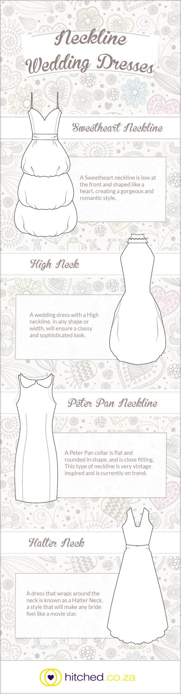 Don't Forget the Neckline