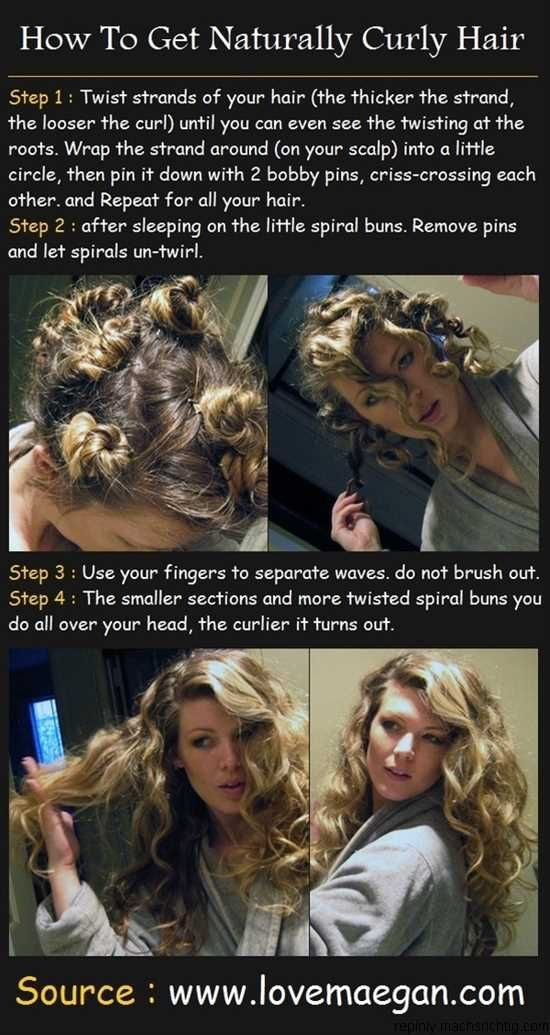 Ultimate Guide to Sleeping and Getting Great Curls