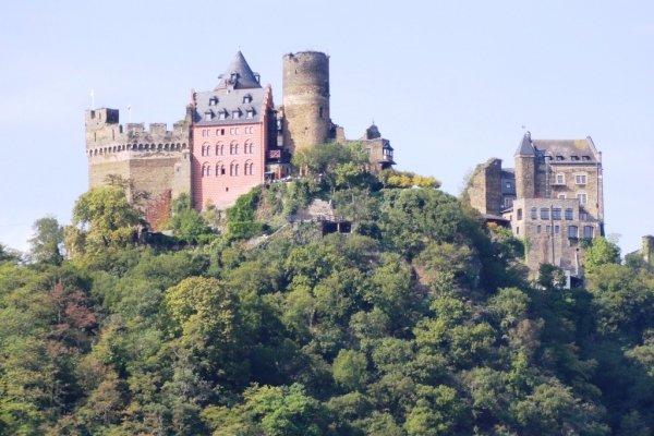 Castle Hotel Auf Schonburg – Germany