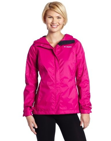 Columbia Women's Arcadia Rain Jacket - 9 Adorable Lightweight…