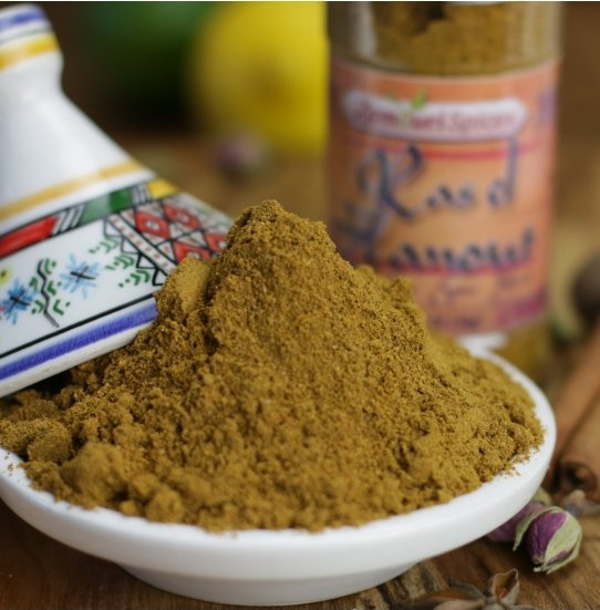 Ras El Hanout Spice Mix Will Get Your Mouth Watering