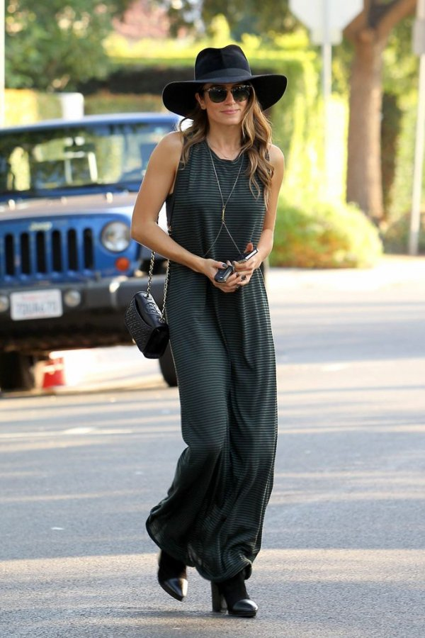 Nikki Reed Rocks Hers California Boho Style