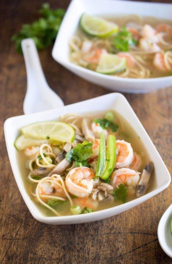 3 Way, dish, food, noodle soup, cuisine,