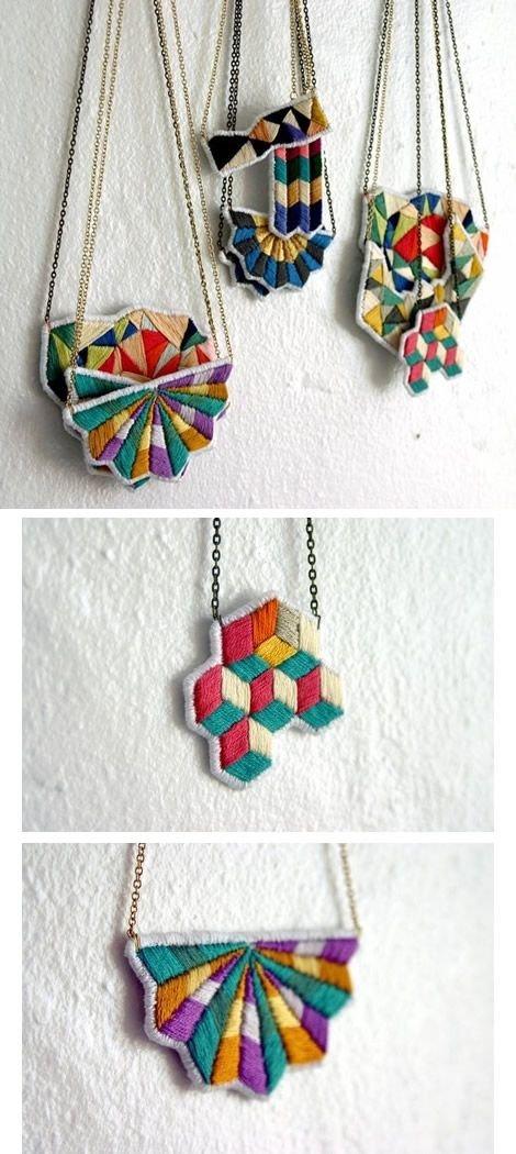 34 patrones de bordado que vas a amor... → Community