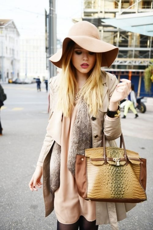 Swap Your Headbands for Floppy Hats - Transition Your Summer…