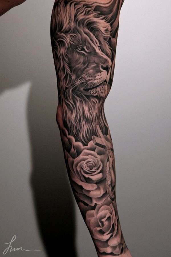 tattoo,arm,muscle,tights,thigh,