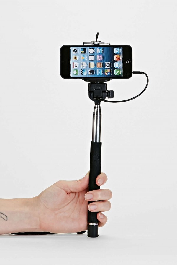 selfie click stick 7 last minute ideas for stocking stuffers. Black Bedroom Furniture Sets. Home Design Ideas