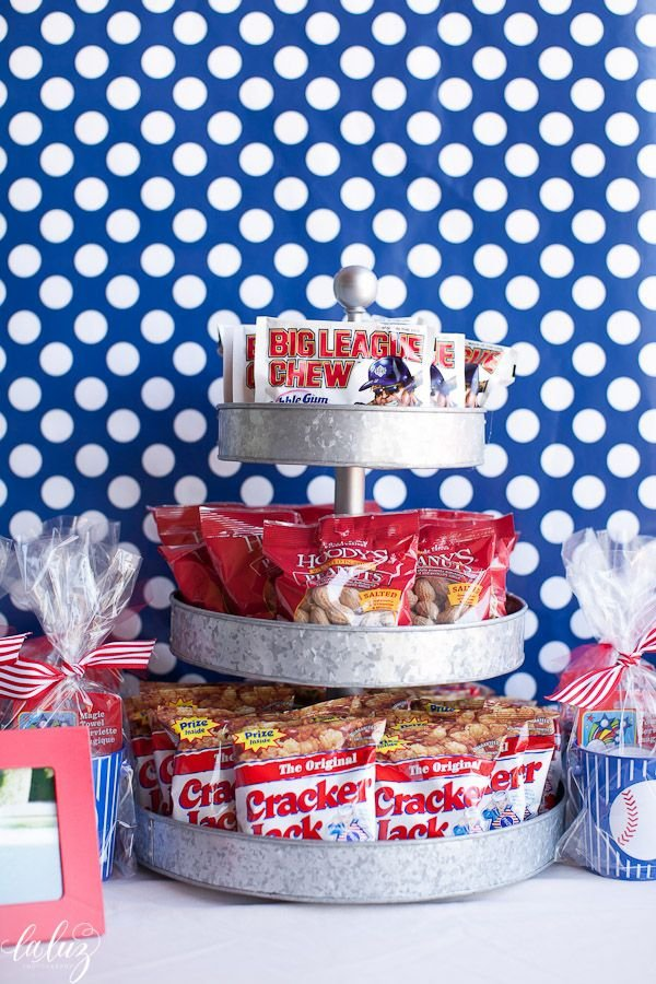 Game Day Snacks 18 To Load Your Bases With