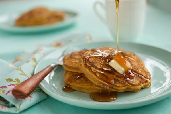 Pumpkin Spice Protein Pancakes - 11 Protein Pancake Recipes That…