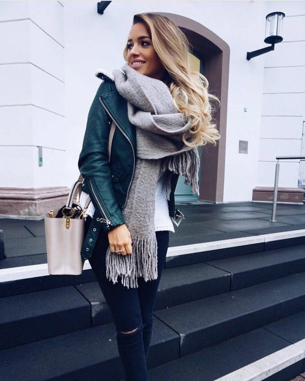 clothing, jacket, outerwear, fur, leather,
