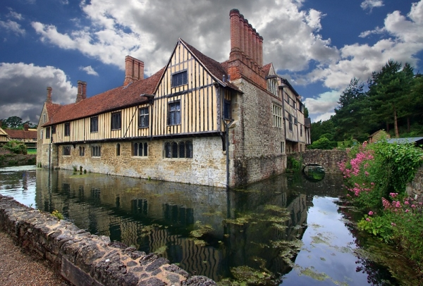 Ightham Mote Kent 7 Haunted Places In The Uk