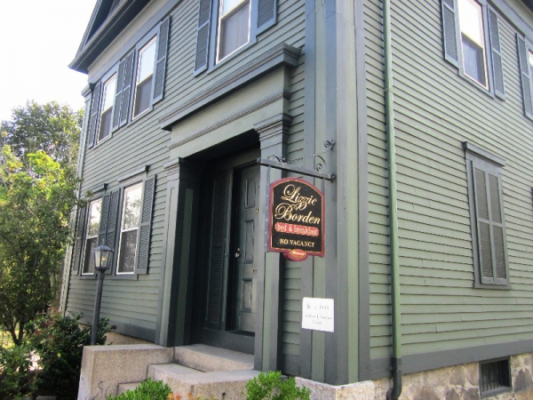 Lizzy Borden Bed & Breakfast in Fall River, Massachusetts