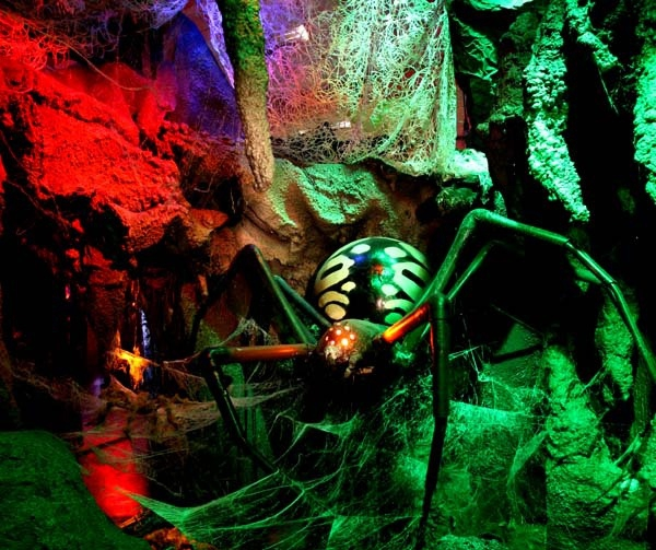Netherworld - 7 Horrifying Halloween Attractions to Go through…