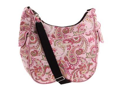 Paisley Bag: Best Cross-Body Baby Diaper Bag for Mom...