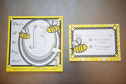 """B is for Baby"" Shower Theme..."