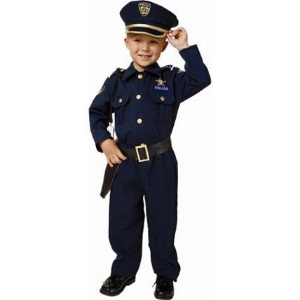 Police Officer: Hometown Hero Halloween Costumes for Kids...
