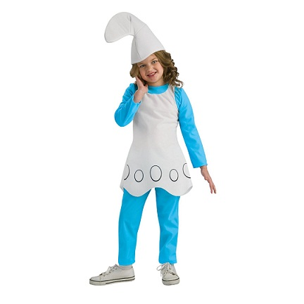 Smurfs Character: Movie Halloween Costumes for Kids...