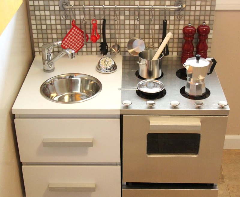 Fantastic Diy Play Kitchens Parenting