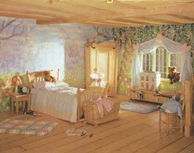 Fairy tale land 7 creative kids 39 room ideas for Fairy princess bedroom ideas