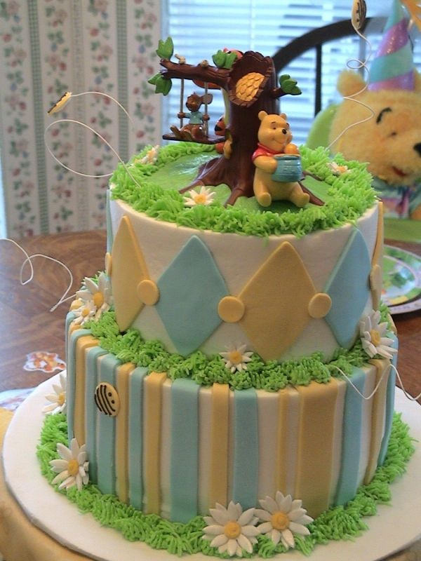 Cake Decorating Classes Mn : Winnie The Pooh Baby Shower Decorations - Image Mag