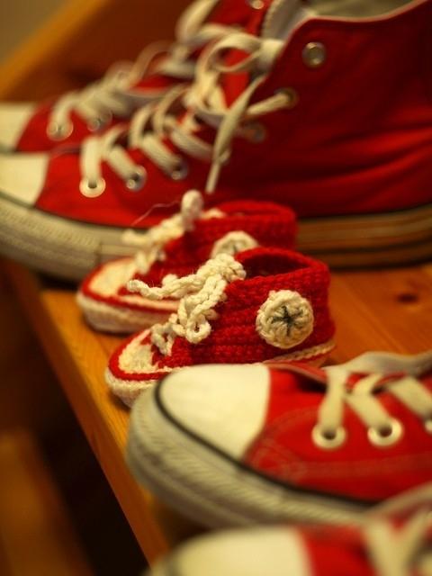 Converse Announcement Shoes