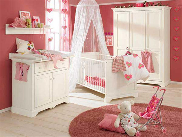 Dolls 7 super cute baby girl bedroom ideas for your little Baby room themes for girl