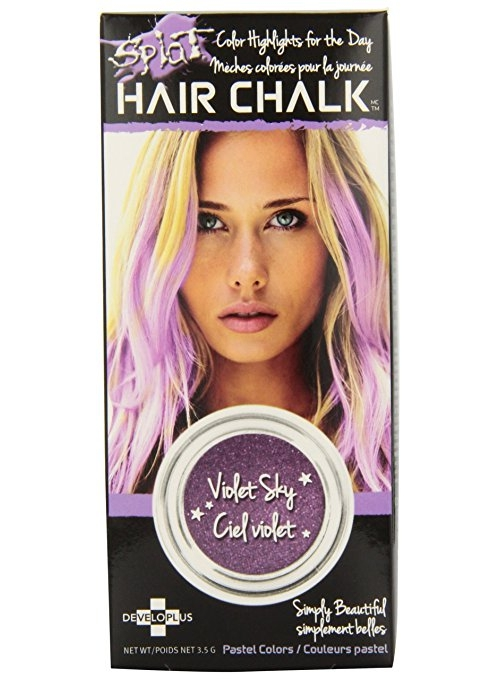 brown, face, violet, purple, hair coloring,
