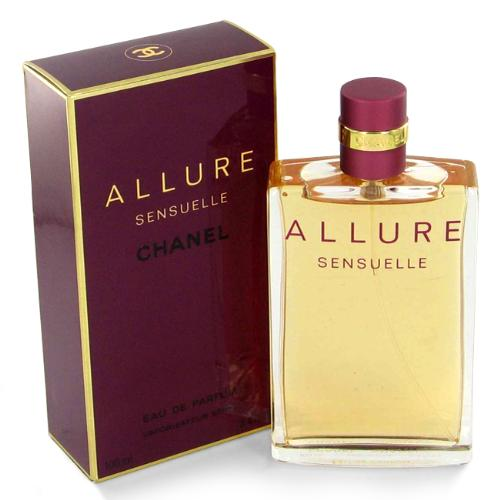 Allure Sensuelle By Chanel 7 Discontinued Perfumes I