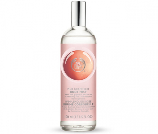 Pink Grapefruit by the Body Shop