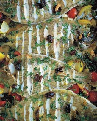 Tray Baked Lemon Sole