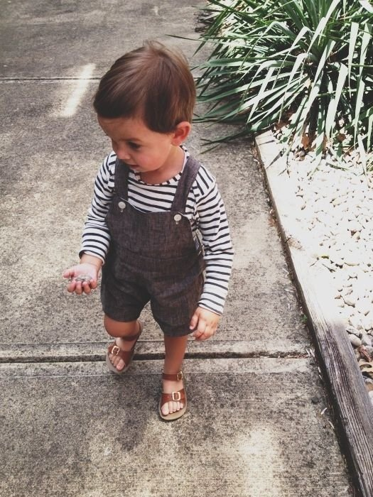 Overalls 55 Stylish Kids Outfits For Your Next Portrait