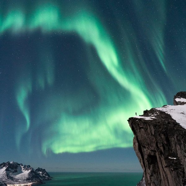 nature, aurora, atmosphere, sky, phenomenon,