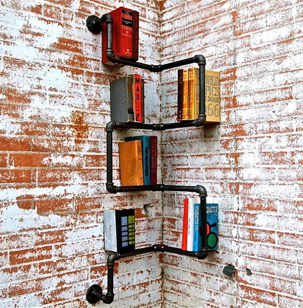 Find a New Use for Industrial Pipe