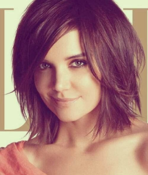 Swell 2 Short Bob With Bangs 27 Flattering Hairstyles For Round Faces Short Hairstyles For Black Women Fulllsitofus