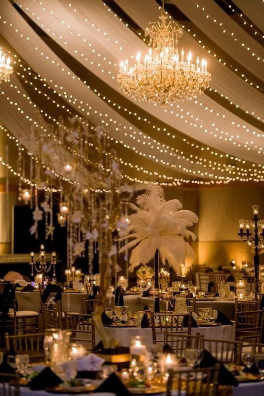 function hall,lighting,wedding reception,ballroom,christmas decoration,