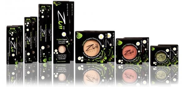 Maquillage bio et naturel zuii organic  Bordeaux Communiqués