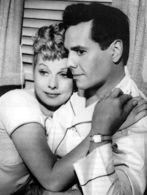 Lucille Ball Desi Arnaz On I Love Lucy 28 Most Adorable