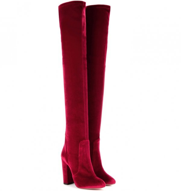 footwear, pink, boot, leather, magenta,