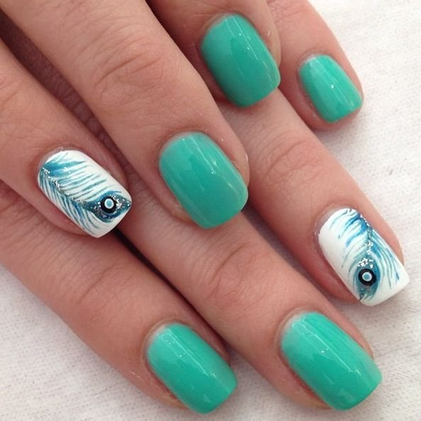 color,nail,finger,green,blue,
