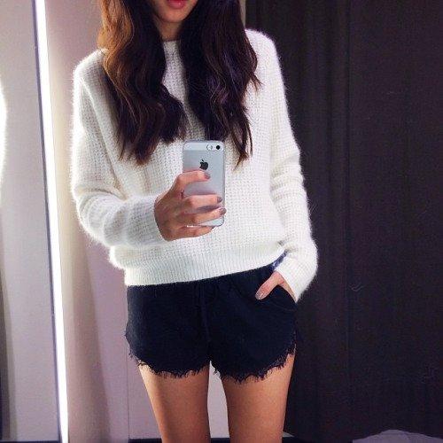 clothing, white, hair, hairstyle, black hair,