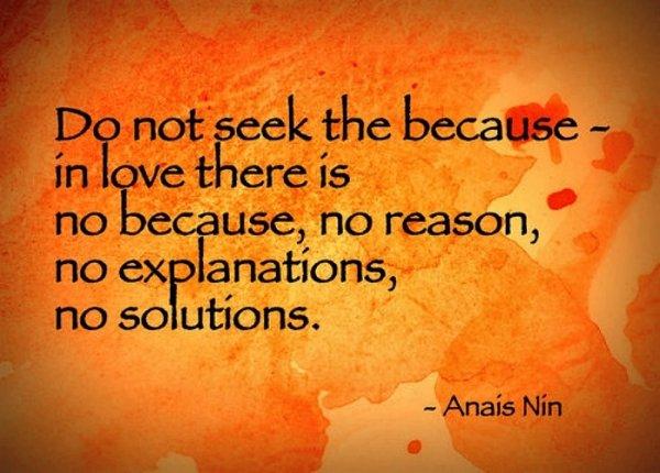 Anais Nin Love Letters