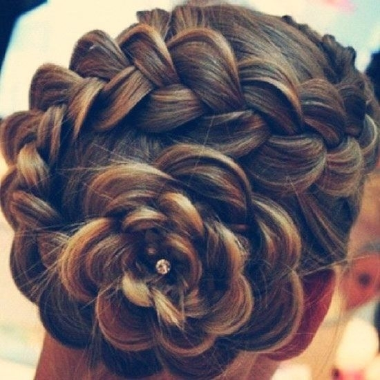 43 Fancy Braided Hairstyle Ideas