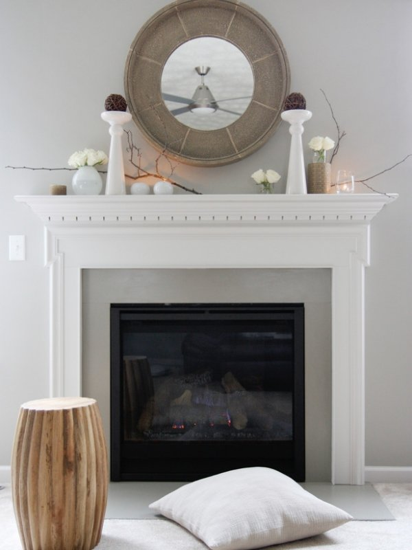 One Of The Most Creative Ways To Decorate Your Mantel Is By Showing Off Your  Personality. Use Pieces You Love To Collect, Items That Speak Of Your  Hobbies, ...