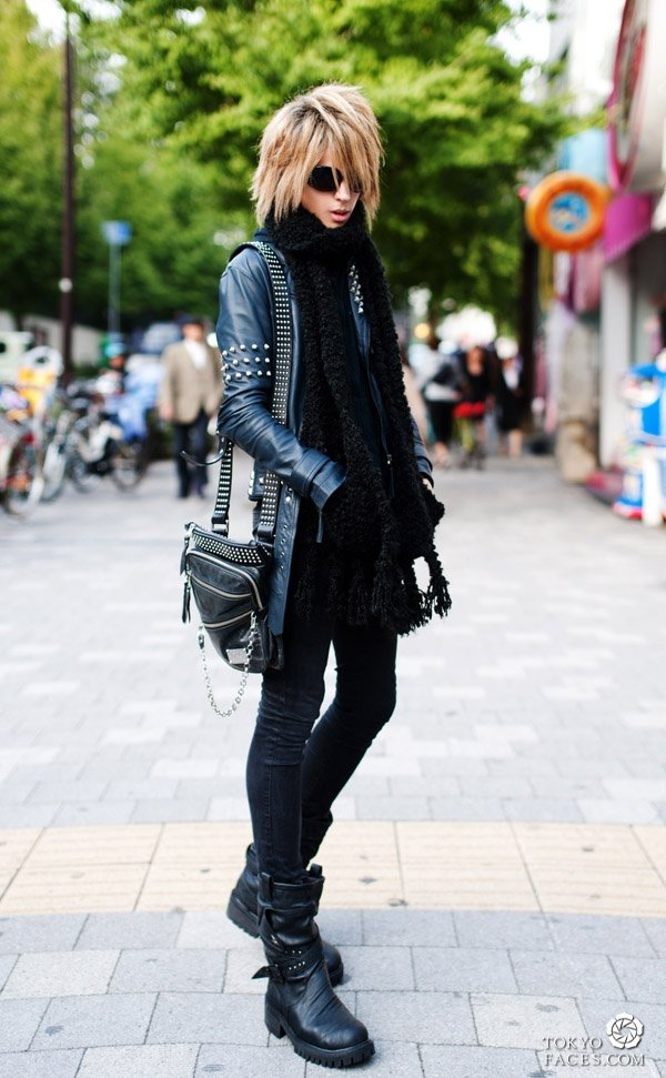 Casual Kei Fashion Men Japanese