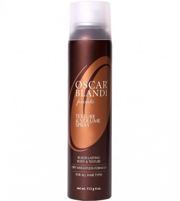 Texture and Volume Spray