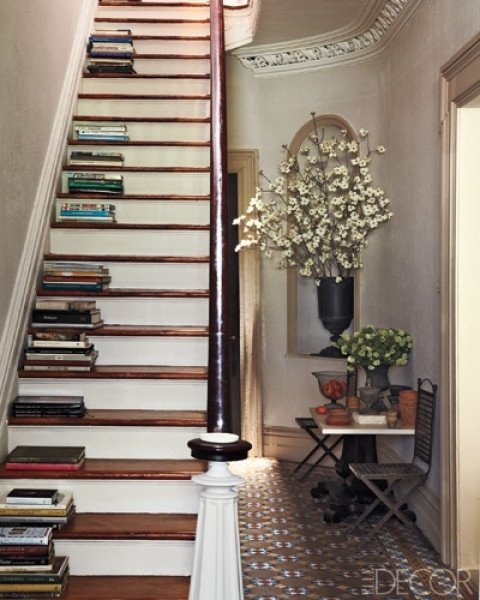 Stack Them on Your Stairs