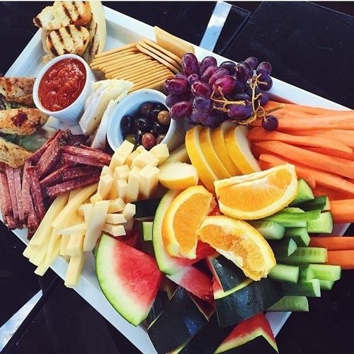 dish, food, meal, produce, antipasto,