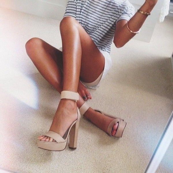 Go for a Heel